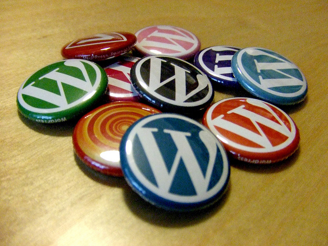tips for building a wordpress website