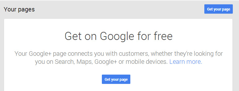 get on google for free