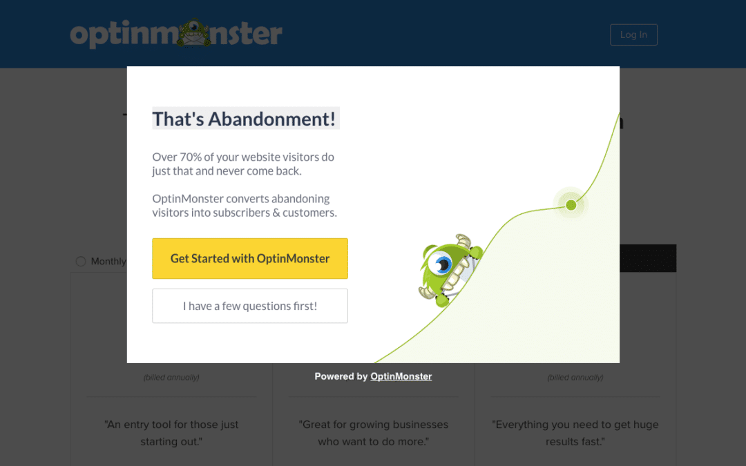Can You Really Win More Conversions with Exit Intent Technology?