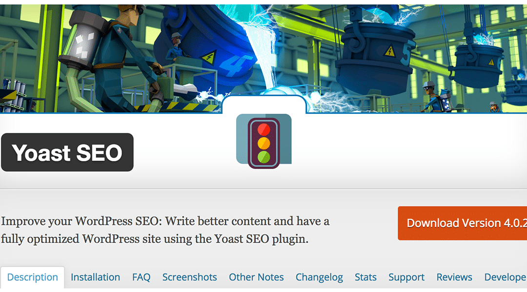 i put the yoast seo plugin on my site now what flagstone search