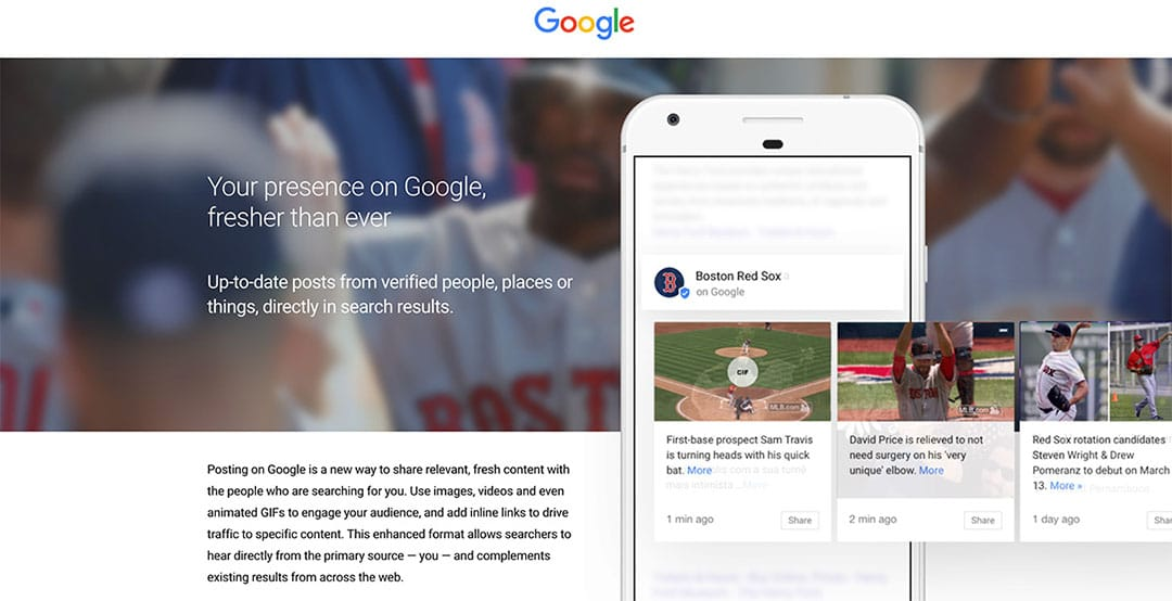 How to make the most of Google Posts